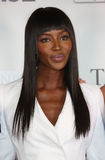 Naomi Campbell,The Faces Stock Image