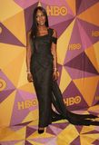 Naomi Campbell. At the HBO`s 2018 Official Golden Globe Awards After Party held at the Circa 55 Restaurant in Beverly Hills, USA on January 7, 2018 Stock Images