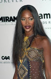 Naomi Campbell Royalty Free Stock Image