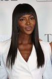 Naomi Campbell twarze Obraz Stock