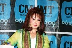 Naomi Judd - festival de música de CMA 2009 Fotografía de archivo