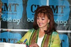 Naomi Judd - festival de música de CMA 2009 Fotos de archivo