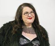 Naomi przysiężnik przyjeżdża dla premiera ` niepodporządkowania ` przy 2018 Tribeca Ekranowym festiwalem obrazy stock