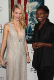 Naomi Watts, Jacqueline Lyanga Stock Photo