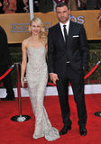 Liev Schreiber,Naomi Watts Royalty Free Stock Images