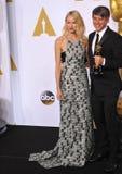 Naomi Watts & Tom Cross Royalty Free Stock Image