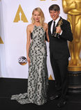 Naomi Watts & Tom Cross Stock Image