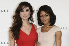 Naomie Harris, Berenice Marlohe, Stock Photos