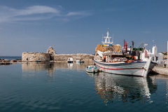 Naousa Paros Island Greece Royalty Free Stock Photography