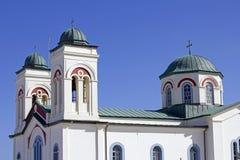 Naoussa church Stock Image