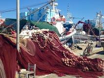 Naoussa Noussa foto de stock
