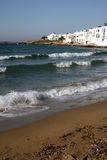 Naoussa - Paros, Grèce Photographie stock