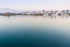 Naoussa, Paros Stock Photo