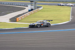 Naoya Gamou of LEON RACING in Super GT Final Race 66 Laps at 201 Stock Photography