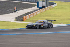 Naoya Gamoui of LEON RACING in Super GT Final Race 66 Laps at 20 Stock Image
