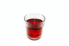 napój czerwień zdjęcia stock