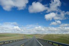 napędowa autostrada Fotografia Stock
