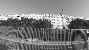Napędowa synklina miasto zbiory