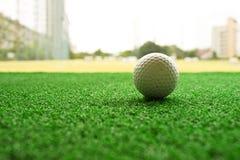napędowy golf Zdjęcie Royalty Free