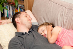 Nap Royalty Free Stock Photography