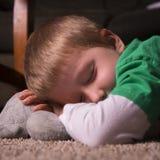 Nap Time lizenzfreies stockfoto
