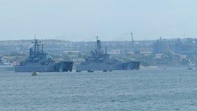Napaść wodno-lądowa od militarnych statków zbiory