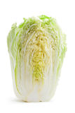 Napa cabbage Section Stock Photography