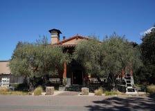 Luna Vineyards in Napa Valley Stock Photo