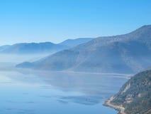 Napa sjö i Shangri-La, Yunnan, Kina Royaltyfri Bild