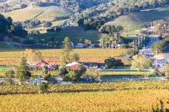 Napa Valley, California Royalty Free Stock Photography