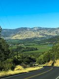Napa Valley - A perfect destination for Wine Tasting royalty free stock photos