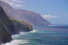 Napali Coast Stock Image