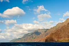 Napali Coast, Kauai, Hawaii Royalty Free Stock Image