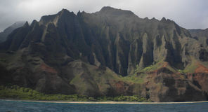 Napali Coast Royalty Free Stock Images