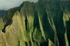 napali del Kauai del litorale Fotografia Stock