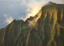 napali kauai свободного полета светлое Стоковые Изображения