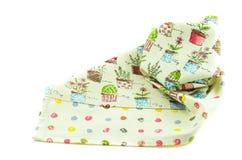 Napery beautiful pattern Royalty Free Stock Photo