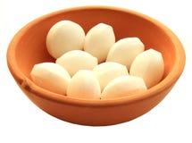 Naphthalene balls Stock Photo