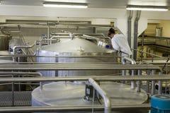napić się soku produkcji wina zdjęcia stock