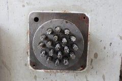 napięcia syetem; umacnia &-x28; zbrojony concrete&-x29; stosować napięcie wzmacniający prącia po betonu ustawiali zdjęcie royalty free