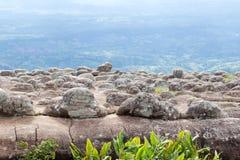 Napięcie skała Obraz Royalty Free