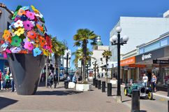 Napier, Νέα Ζηλανδία Στοκ Εικόνες