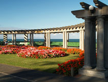 Napier esplanade. North island, New Zealand Stock Images