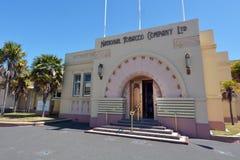 Napier - Krajowy firma tytoniowa budynek Obrazy Royalty Free