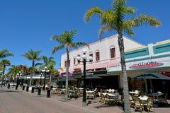 Napier - le Nouvelle-Zélande photos stock