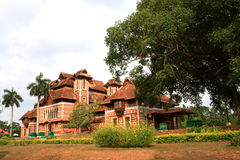 Napier museum. Historical Napier Museum in Trivandrum, Kerala, India Stock Photography
