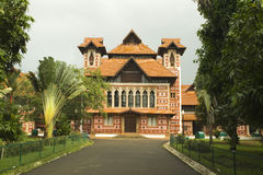 Napier Museum, India. Ancient Napier Museum in Kerala, India Royalty Free Stock Images