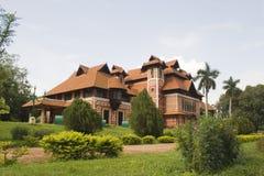 Napier museum, Indien arkivbilder