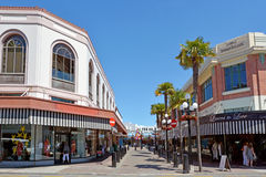 Napier - New Zealand Royalty Free Stock Photo