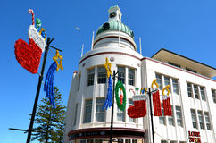 Napier - New Zealand Royalty Free Stock Images